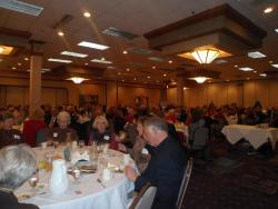 View of ESTHER 2012 Annual Banquet