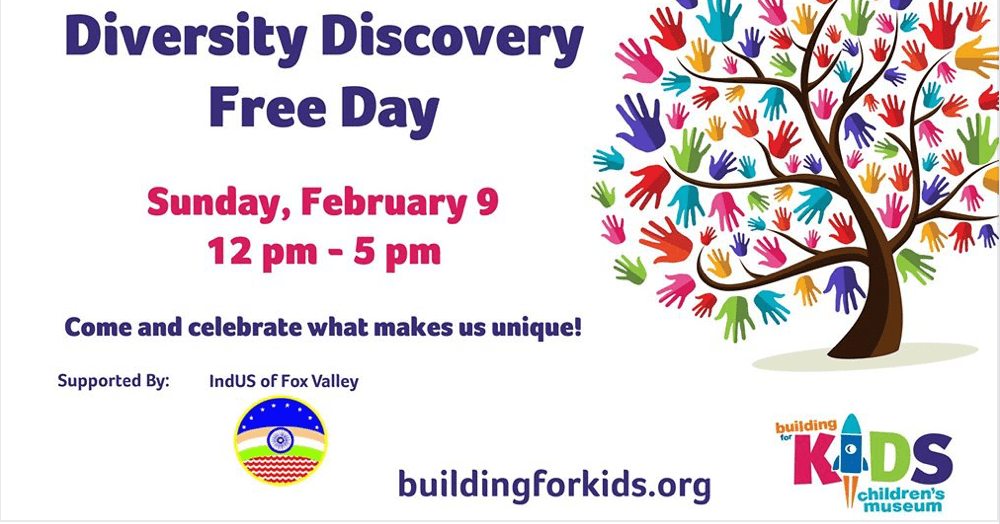 Diversity Discovery Free Day - Building for Kids