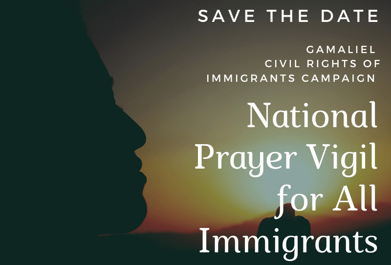 National Prayer Vigil for All Immigrants