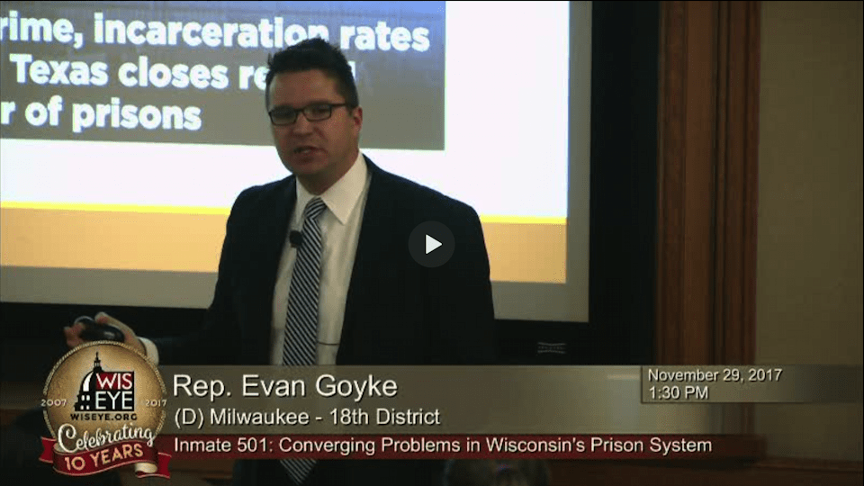 Screen Capture Evan Goyke Wisconsin Eye Inmate 501