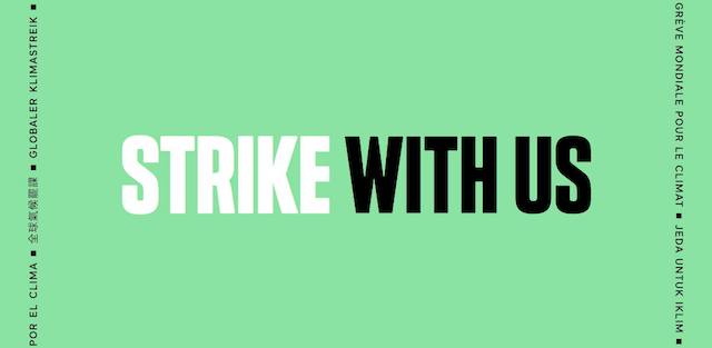 Strike With Us
