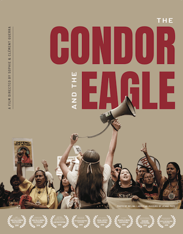 The Condor & The Eagle Film Poster