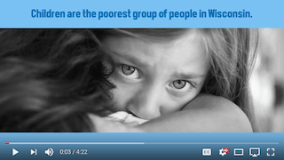 Thumbnail of End Child Poverty video