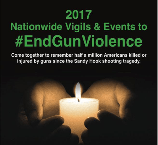 Vigils and Events to End Gun Violence