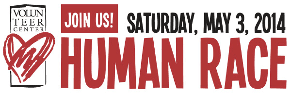 Join us! Human Race Saturday May 3, 2014