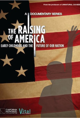The Raising of America poster