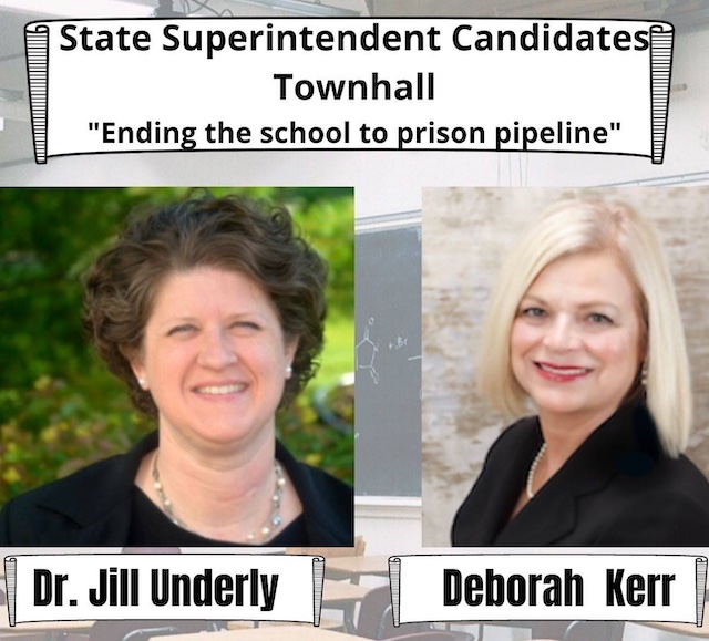 State Superintendents Downhill - Kerr-Underly